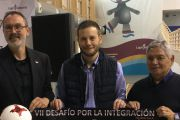 VII edición del Torneo de Fútbol Sala 'Desafío por la Integración-Logroño' organizado por Salud Mental La Rioja