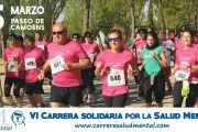 Abierta la inscripción para la VI Carrera Solidaria por la Salud Mental en Madrid