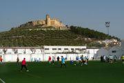 """Los equipos campeones en las liguillas provinciales andaluzas de fútbol 7, participan en la """"Champions League por la Salud Mental"""""""