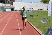 Juan José García, ganador de la VII Carrera Popular 'La salud mental con el deporte'