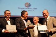 AEDIR se suma al homenaje de Miguel Acosta, presidente de AFENES y miembro de la Comisión Andaluza de Deportes y Salud Mental
