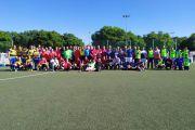La Selección de Sevilla campeona del Campeonato de Fútbol: Conferencia Oeste