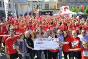 Mas de 3.000 personas participan en la Carrera familiar de Bilbao organizada este año en favor de AVIFES