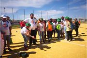 Las Jornadas Deportivas de Salud Mental de Don Benito reúnen a unas 400 personas