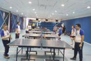 El CD Duero, de la Fundación Intras, inicia un proyecto trimestral de tenis de mesa