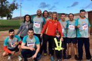Gran participación del equipo de salud mental en la VII Carrera Popular Cortijo del Fraile