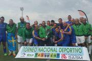 La selección combinada de Andalucía y Asturias gana el Torneo Nacional de Fútbol Pro Salud Mental