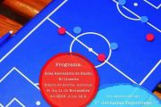 """El equipo del Club Deportivo SAMO - AFESA - FEAFES FEAFES ASTURIAS participa hoy en un partido solidario contra periodistas dentro de las Primeras Jornadas Deportivas """"Salud Mental y Deporte"""""""
