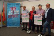 La Ribera acogerá miércoles y jueves el XVII Torneo Nacional de Fútbol 7 'Puerta Abierta' organizado por ARFES Rioja