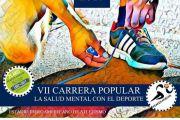 """VII Carrera Popular """"La salud Mental con el Deporte"""""""