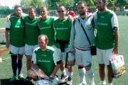 La Selección Andaluza de fútbol 7 conquista el XV Torneo Puerta Abierta de Logroño.