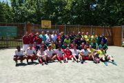 ARFES celebra el XIX Memorial de Fútbol Ernest Lluch -Logroño, Ciudad sin Estigma