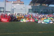 """El Torneo Nacional de fútbol 'Puerta Abierta"""", organizado por Arfes La Rioja, centro del deporte y la salud mental"""